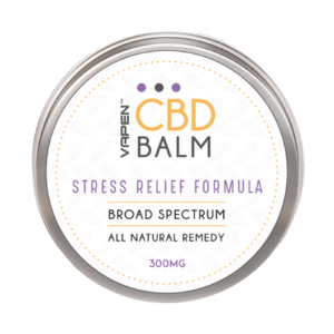 Stress Relief Formura CBD Balm 300mg