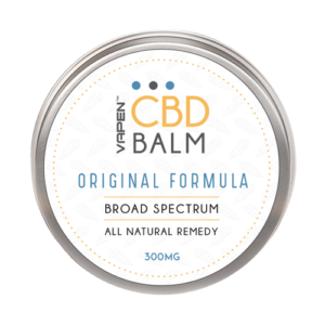 Deep Muscle Relief CBD Balm 300mg
